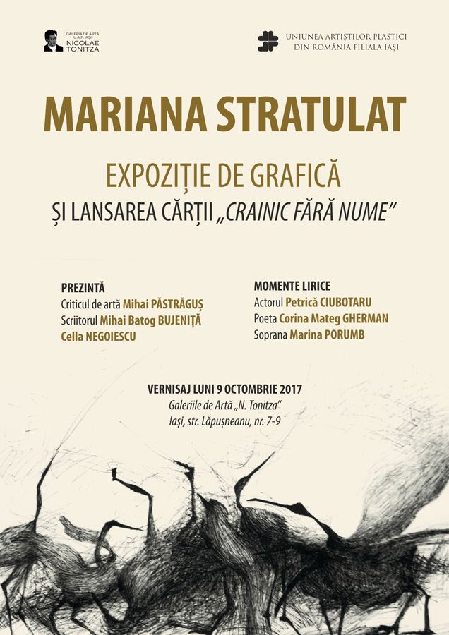 Crainic fara nume Mariana Stratulat