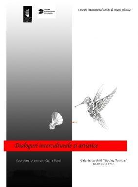 DIALOGURI INTERCULTURALE SI ARTISTICE 2016