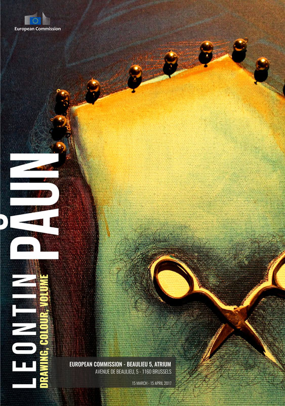 DRAWING,-COLOUR,-VOLUME---LEONTIN-PĂUN