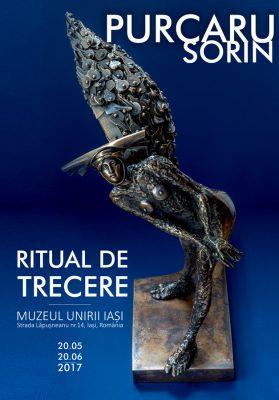 Purcaru-Sorin---Ritual-de-trecere artisti iasi romania