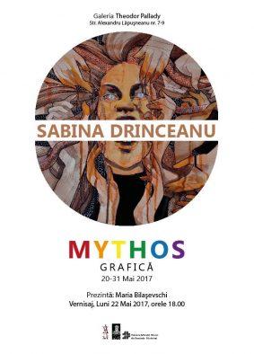 Sabina Drinceanu - Mythos artist Iasi Romania