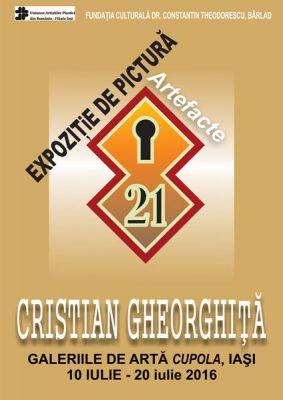 artefacte cristian gheorghita