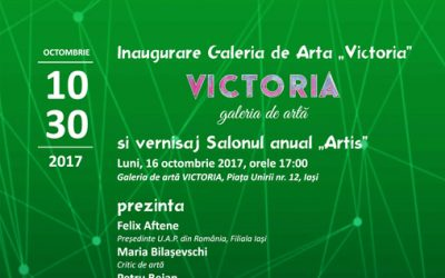 ARTIS ȘI INAUGURAREA GALERIEI DE ARTĂ VICTORIA