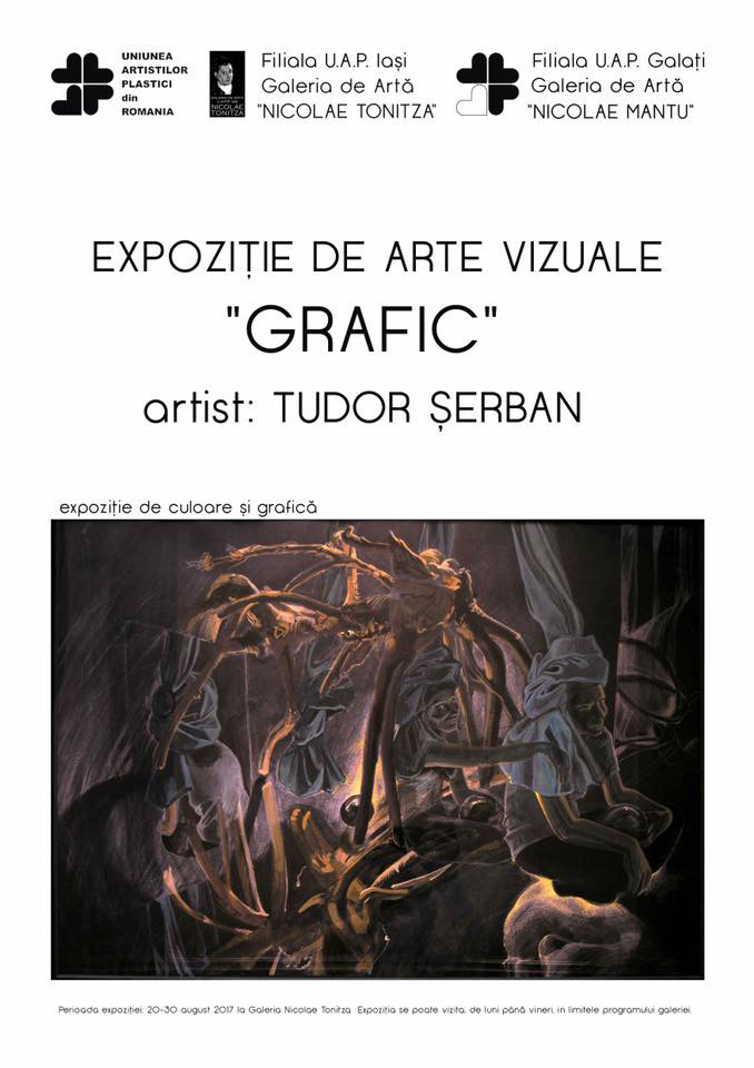 Grafic Tudor Serban