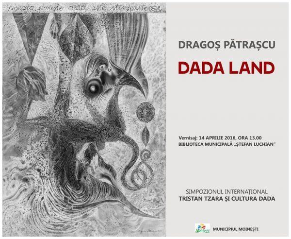 DADA LAND - DRAGOS PATRASCU