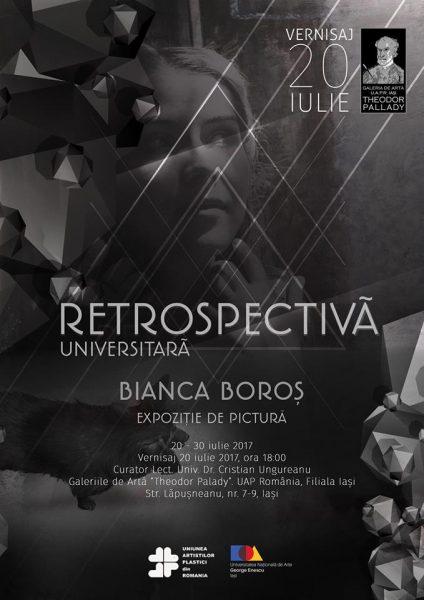 Retrospectiva Universitara - Bianca Boros