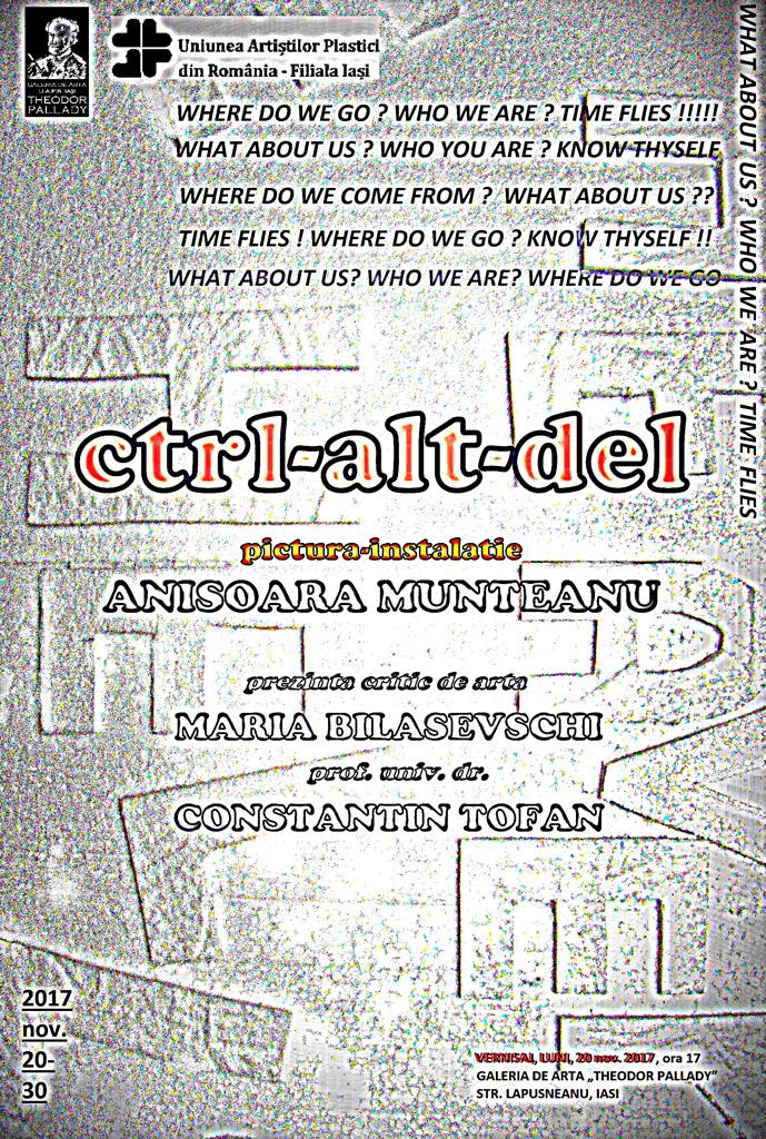 CTRL-ALT DEL ANISOARA MUNTEANU