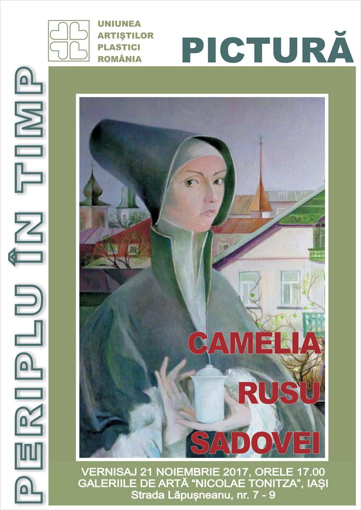 PERIPLU IN TIMP CAMELIA RUS SADOVEI