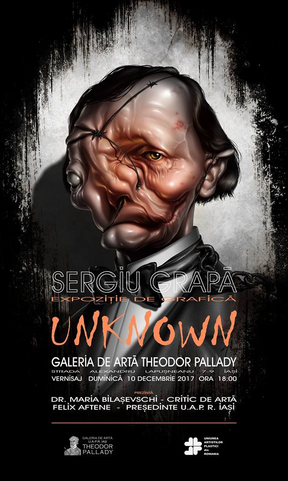 UNKNOWN - SERGIU GRAPĂ