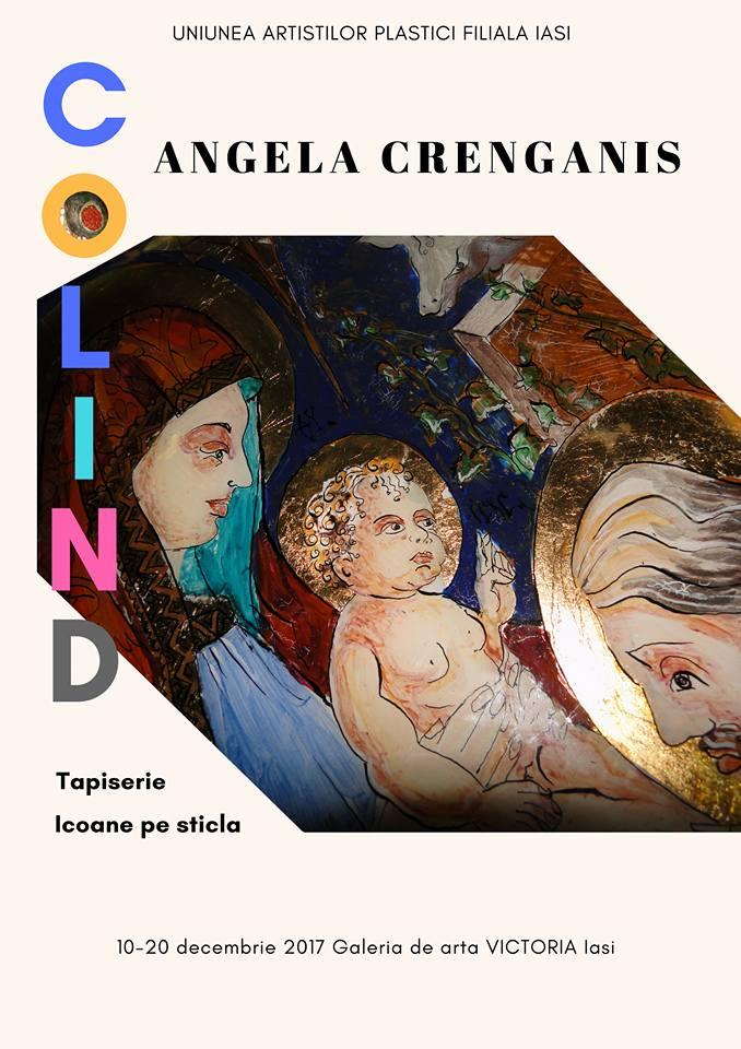 COLIND - ANGELA CRENGANIȘ