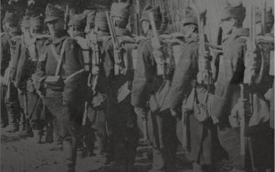"""EXPOZIȚIE DE FOTOGRAFIE DOCUMENTARĂ DEDICATĂ MARII UNIRI 1918-2018  – ,,OAMENI DE SEAMĂ """""""