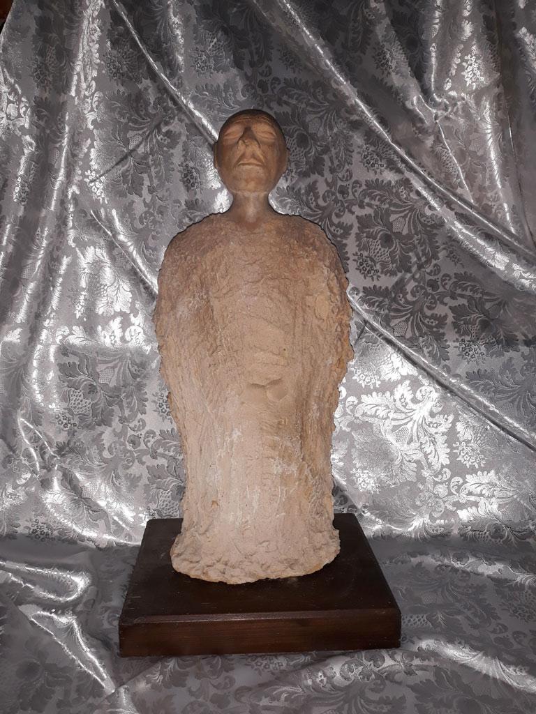 Ciornei Constantin Ganditorul-45x25x25