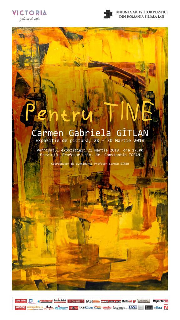 Carmen Gabriela GITLAN - Pentru TINE