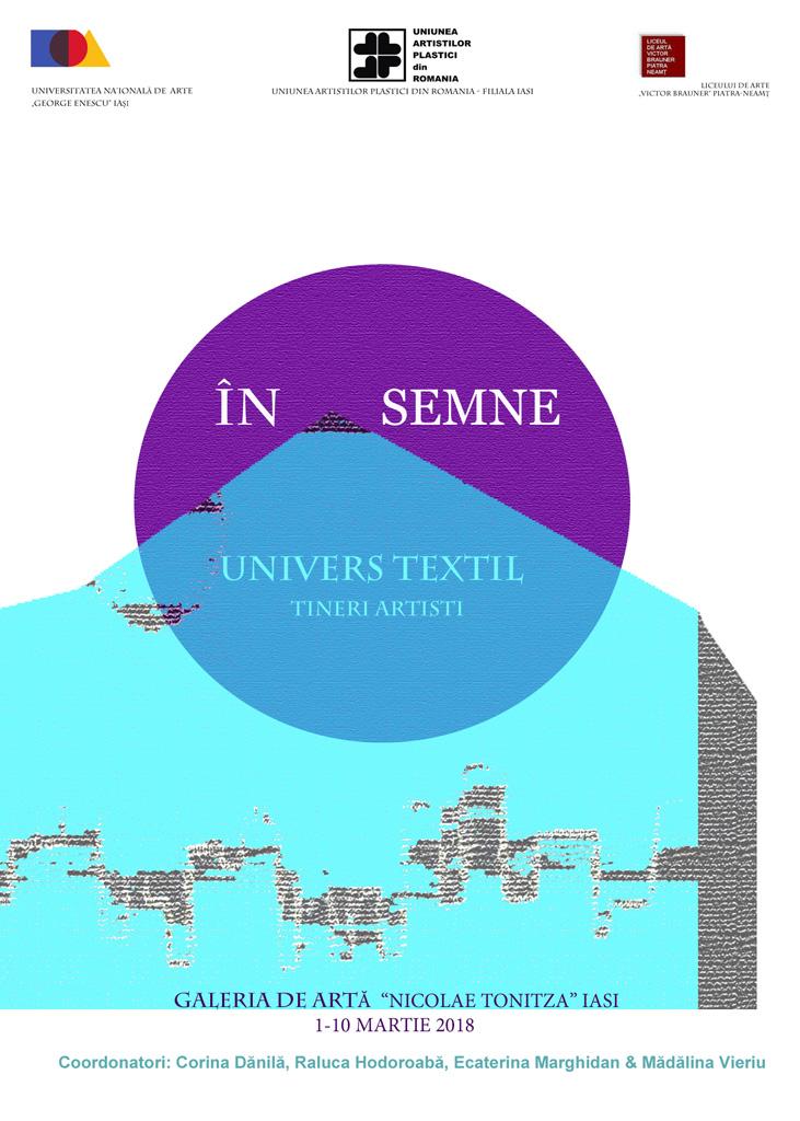 In Semne - Univers Textil - Tineri Artisti