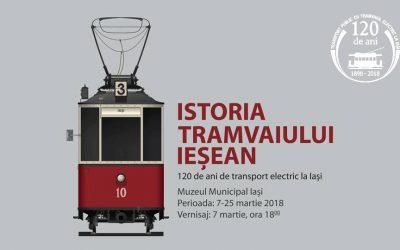 ISTORIA  TRAMVAIULUI  IEȘEAN – 120 DE ANI DE TRANSPORT ELECTRIC LA IAȘI