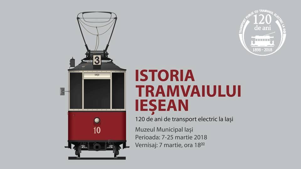 Istoria tramvaiului Iesean