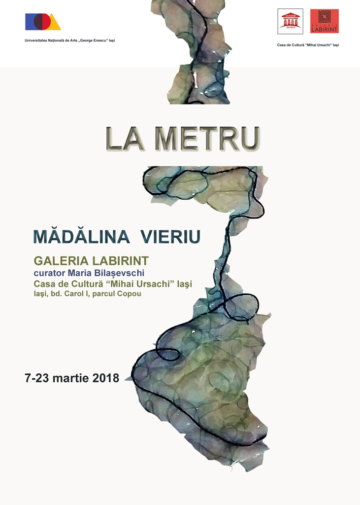 La Metru - Madalina Vieriu