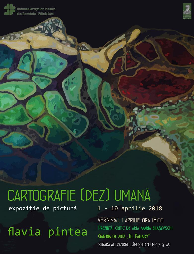 CARTOGRAFIE (DEZ) UMANA - FLAVIA PINTEA