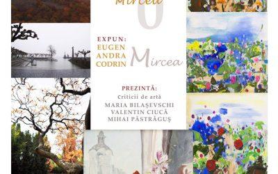 """EXPOZIȚIE ANIVERSARĂ ȘI LANSARE ALBUM  – ,,EUGEN MIRCEA 70"""""""