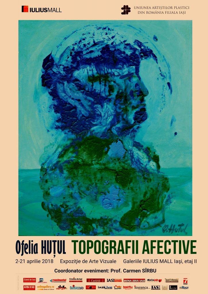 Ofelia Hutul - Topografii Afective