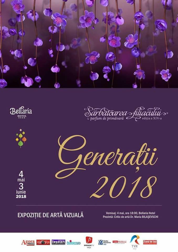 GENERAȚII 2018 – SĂRBĂTOAREA LILIACULUI