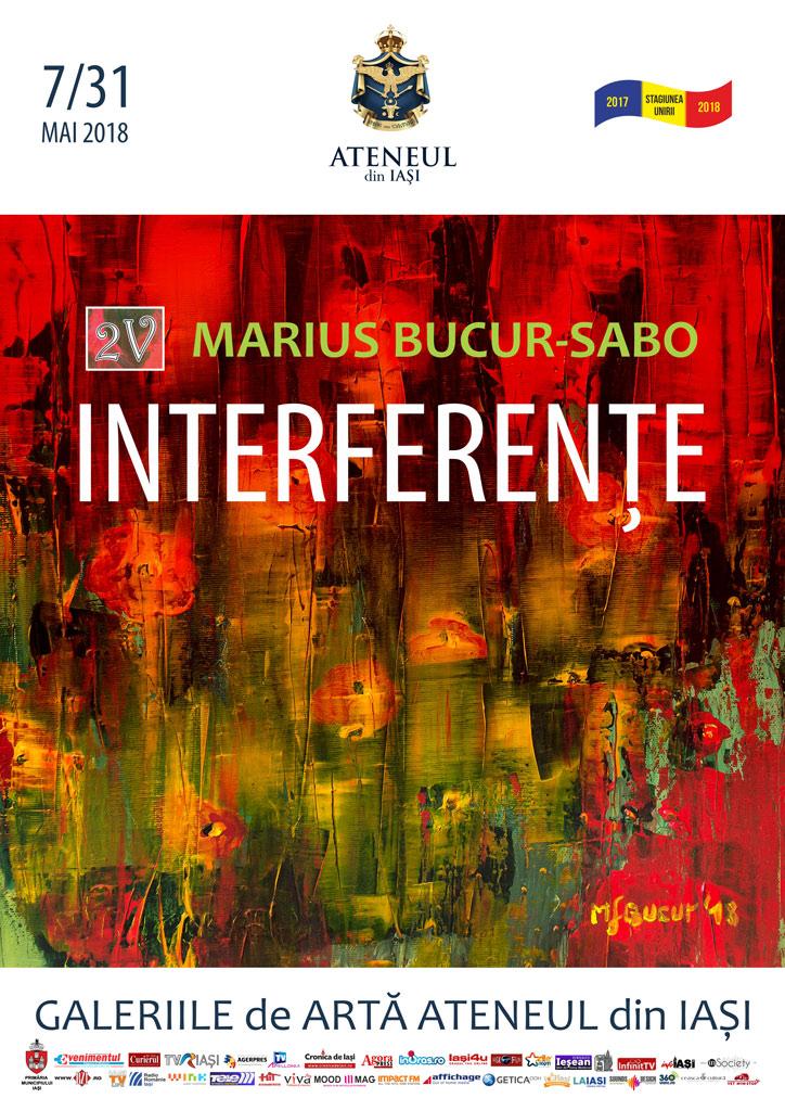 INTERFERENTE Marius Bucur Sabo