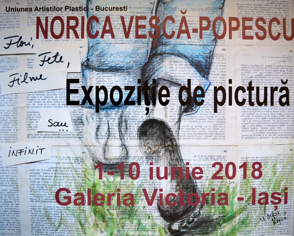 Norica Vesca-Popescu - FLORI, FETE, FILME SAU...INFINIT
