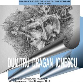 EXPOZIȚIE DE GRAFICĂ - DUMITRU IONESCU DRAGAN