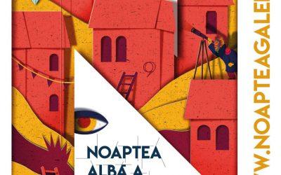 """NOAPTEA ALBĂ A GALERIILOR  – ,,NAG"""""""