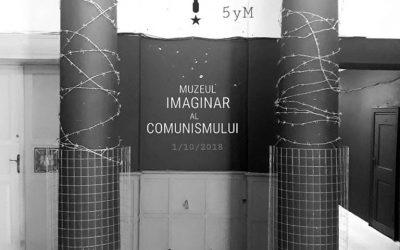 """,,MUZEUL IMAGINAR AL COMUNISMULUI"""""""