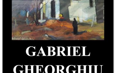 """EXPOZIȚIE DE PICTURĂ   ,,CÂTEVA SEMNE"""" – GABRIEL GHEORGHIU"""