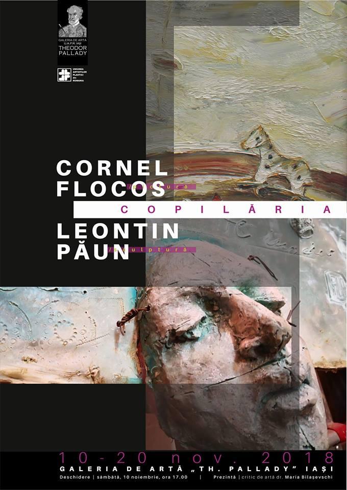 COPILĂRIA – CORNEL FLOCOS – LEONTIN PĂUN