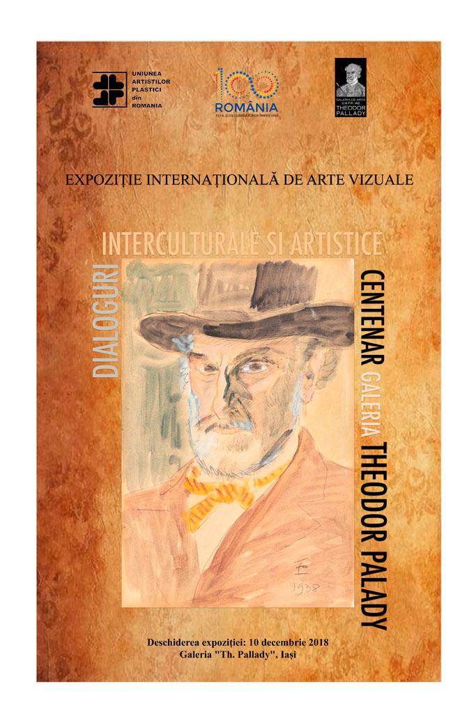 DIALOGURI INTERCULTURALE ȘI ARTISTICE - CENTENAR
