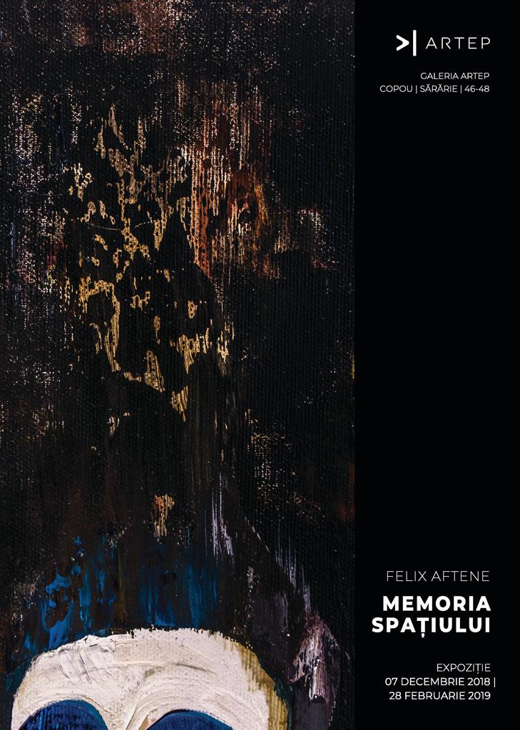 MEMORIA SPAȚIULUI – FELIX AFTENE