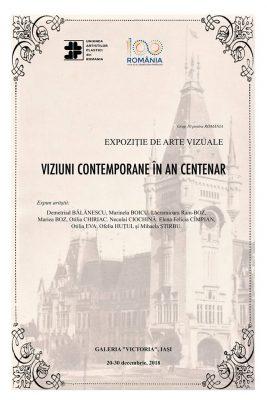 VIZIUNI CONTEMPORANE ÎN AN CENTENAR – GRUP 10 PENTRU ROMÂNIA