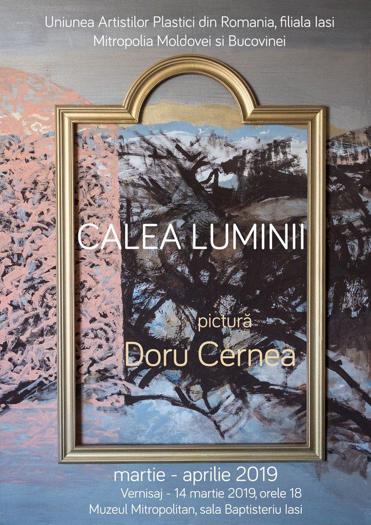 ",,CALEA LUMINII"" – DORU CERNEA"