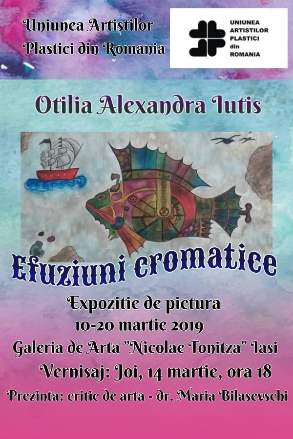 EFUZIUNI CROMATICE – OTILIA ALEXANDRA IUTIȘ