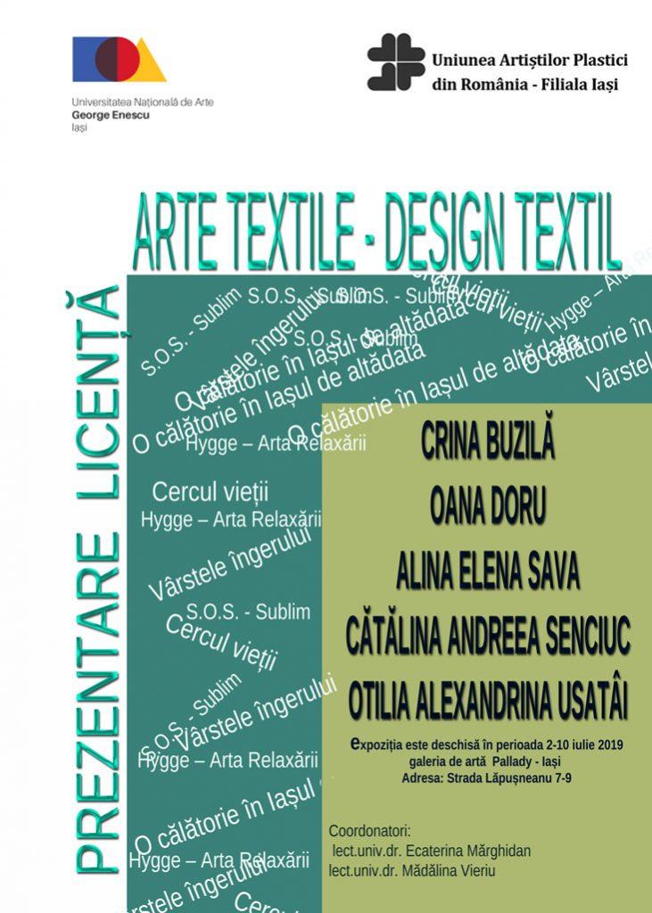 ARTE TEXTILE - DESIGN TEXTIL