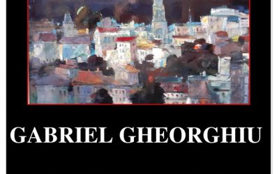 """EXPOZIȚIE DE PICTURĂ  ,,NATURI, PEISAGII ȘI FIGURI"""" – GABRIEL GHEORGHIU"""