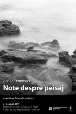 NOTE-DESPRE-PEISAJ GEORGE-POPOVICI