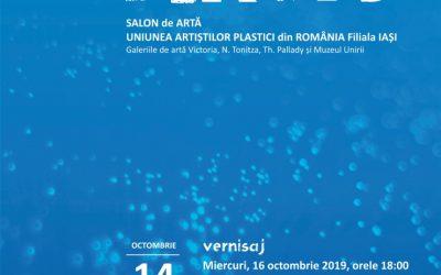 """SALONUL ANUAL DE ARTĂ ,, ARTIS 2019"""""""