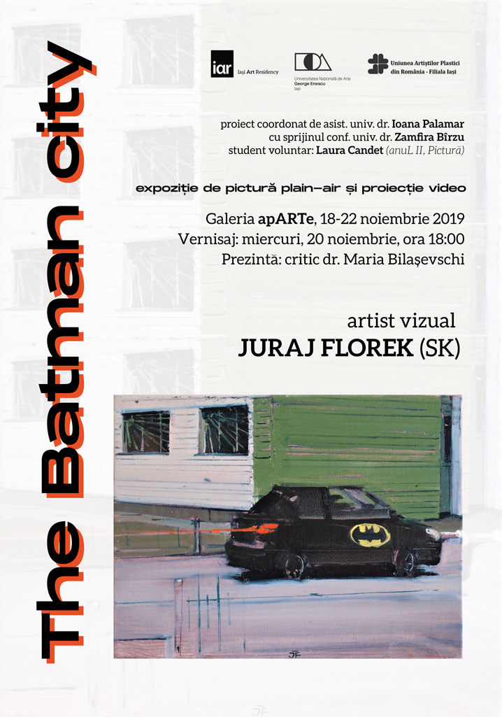 """THE BATMAN CITY"" - JURAJ FLOREK"