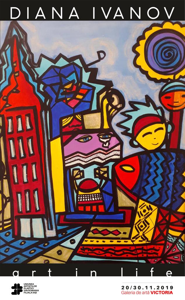 """ART IN LIFE"" - DIANA IVANOV"