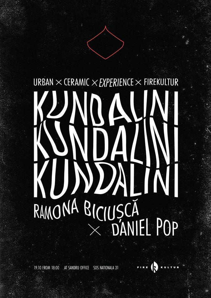 """KUNDALINI"" – RAMONA BICIUȘCA ȘI DANIEL POP"