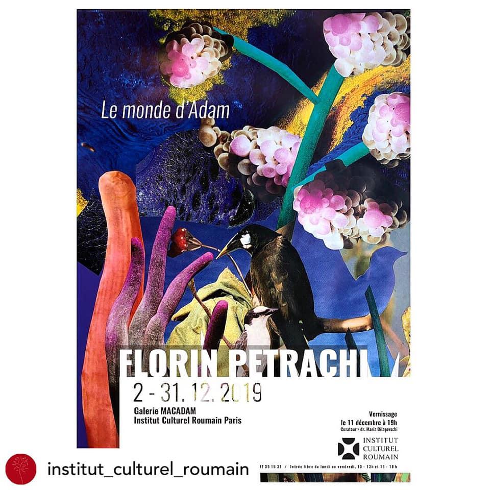 E MONDE D`ADAM – FLORIN PETRACHI