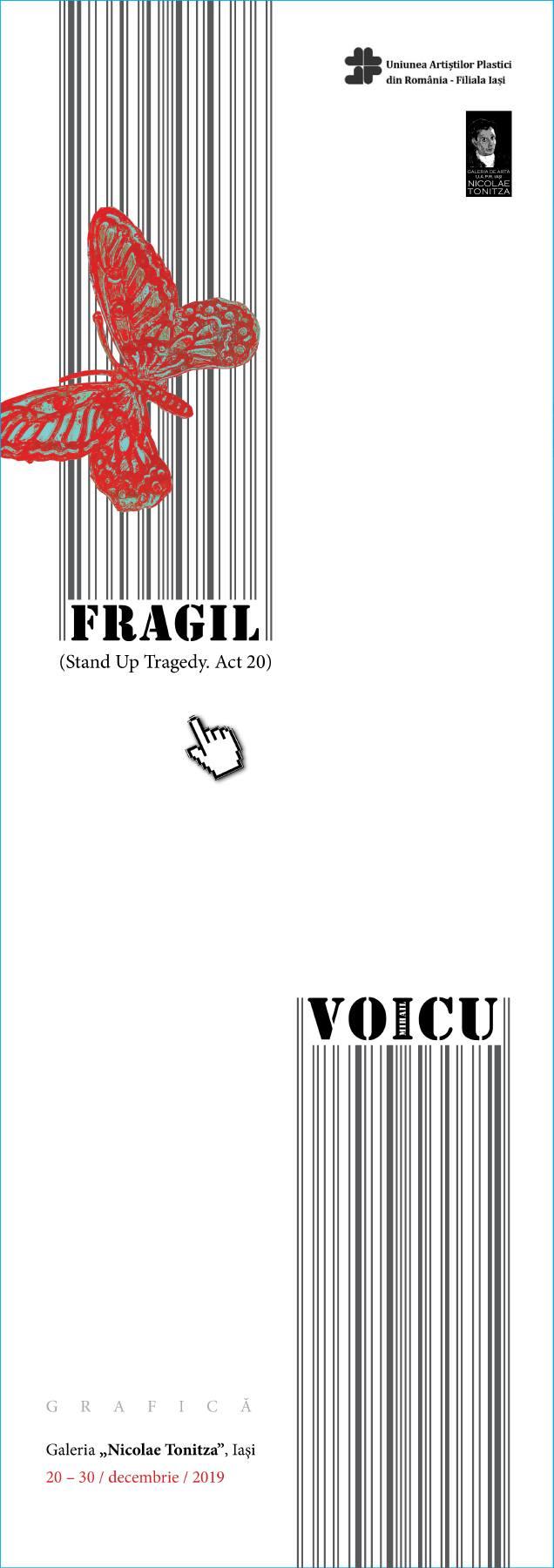 FRAGIL – MIHAIL VOICU