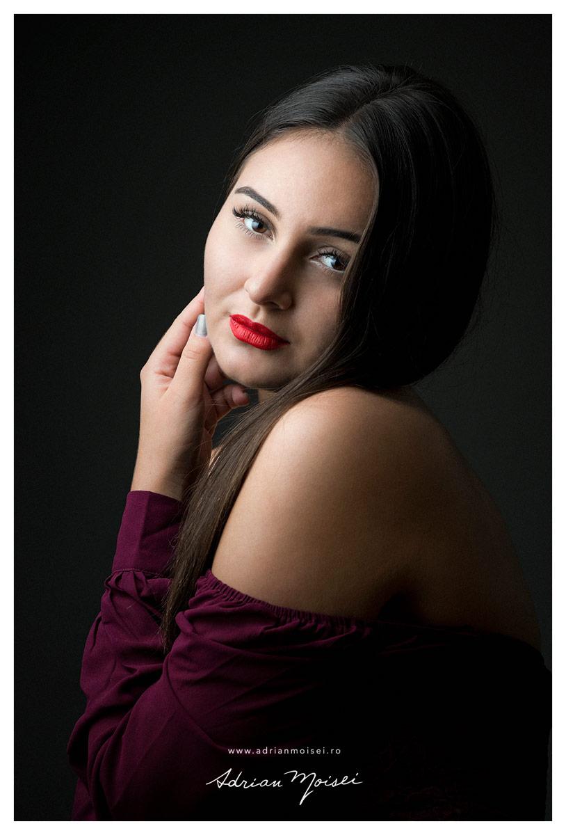 Mademoiselle -   Adrian Moisei fotograf Iasi