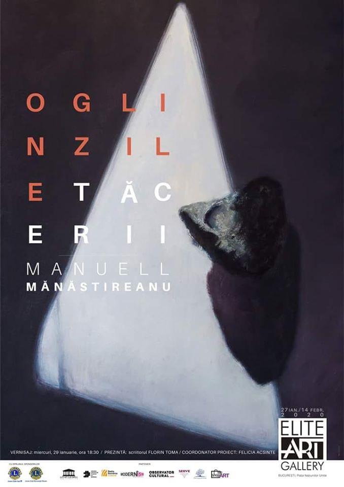 ONGLINZILE TĂCRII - MANUELL MĂNĂSIREANU