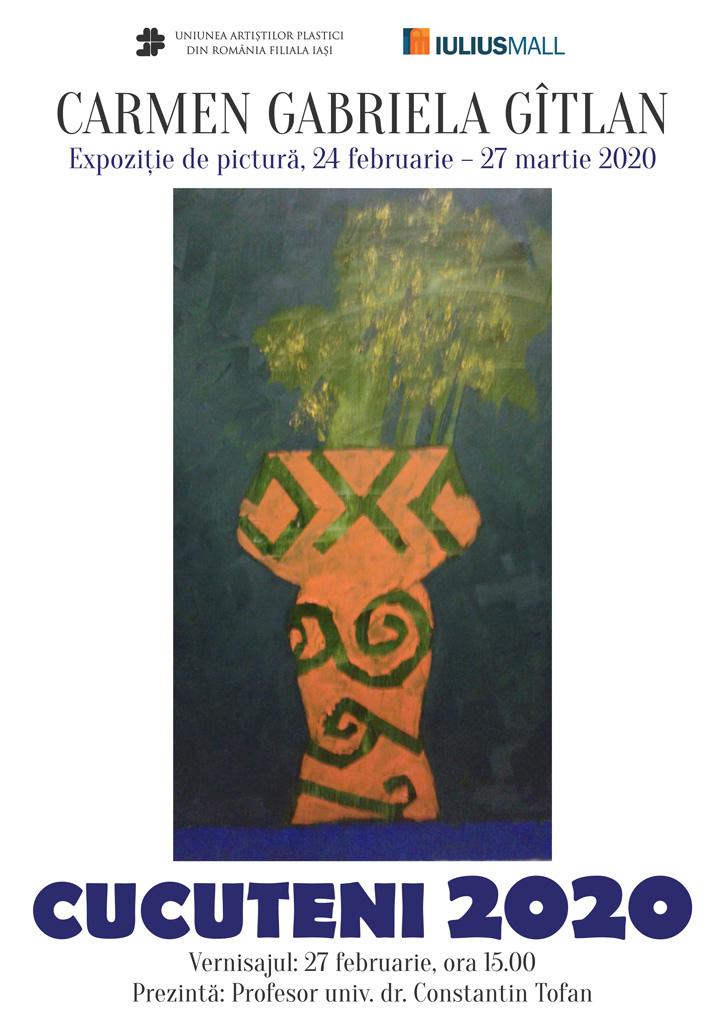 CUCUTENI 2020 – CARMEN GABRIELA GÎTLAN