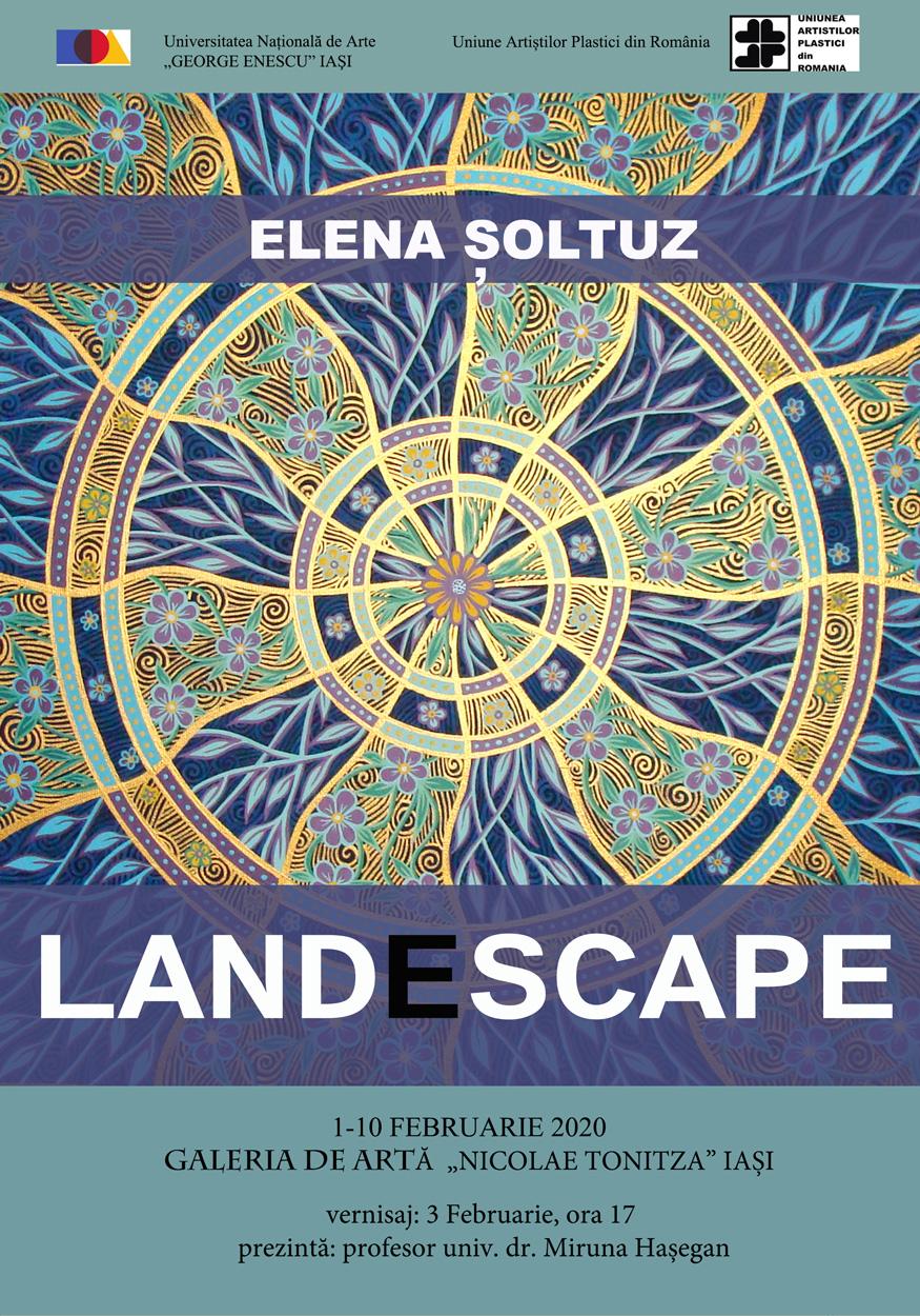 LAND-E-SCAPE – ELENA ȘOLTUZ